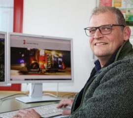 Christian Egginger übernimmt Amt des Schriftführers