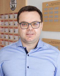 Vorstandsvorsitzender Sebastian Fuchs